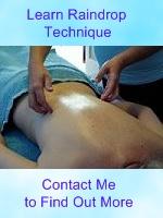 learn the raindrop massage technique