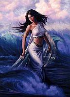 goddess of magic